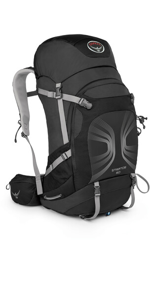 Osprey M's Stratos 50 Backpack Anthracite Black